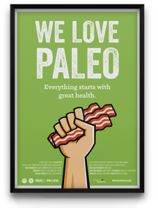 4 inspirational takeaways from 'We love Paleo' movie!
