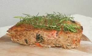 Easy Peasy Paleo Chicken Meatloaf
